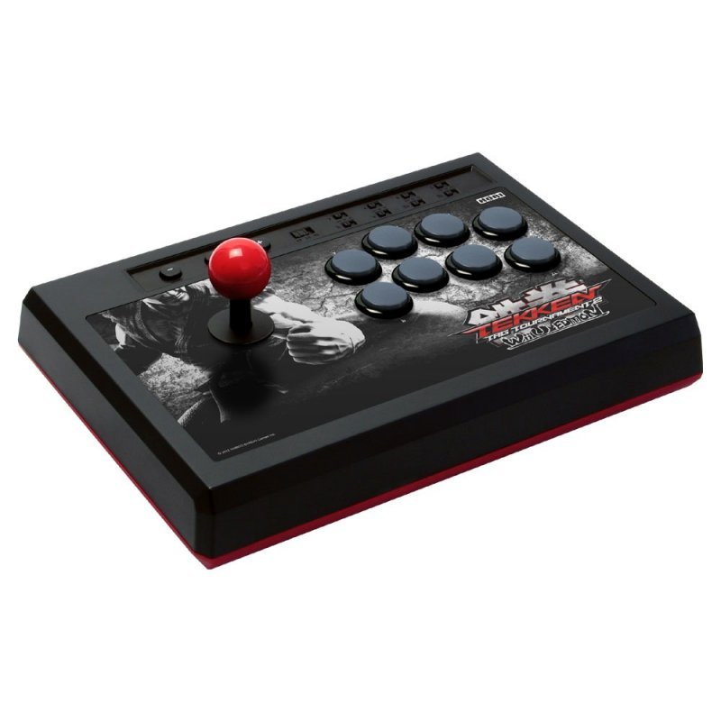 Un arcade stick anche per Wii U con Tekken Tag Tournament 2