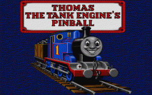 Thomas the Tank Engine and Friends Pinball per PC MS-DOS