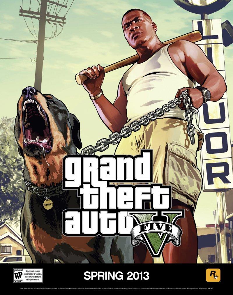 Grand Theft Auto V: nuovo trailer confermato, pubblicati due nuovi artwork