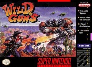 Wild Guns per Super Nintendo Entertainment System