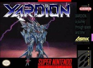 Xardion per Super Nintendo Entertainment System