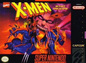 X-Men: Mutant Apocalypse per Super Nintendo Entertainment System