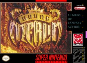 Young Merlin per Super Nintendo Entertainment System