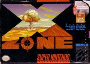 X-Zone per Super Nintendo Entertainment System