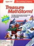 Treasure MathStorm! per PC MS-DOS