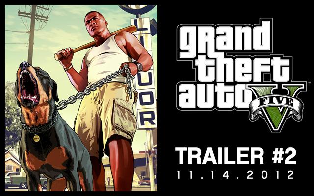 Grand Theft Auto V - Il secondo trailer ha una data