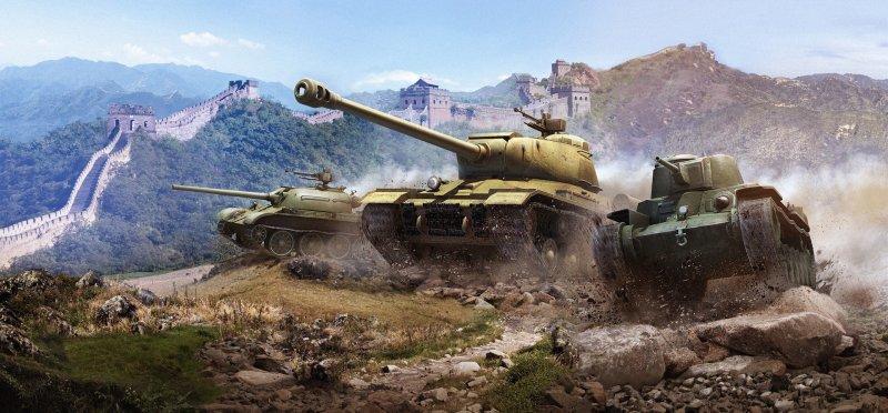 Annunciato l'update 8.5 per World of Tanks
