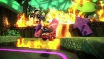 LittleBigPlanet Karting - Trailer di lancio