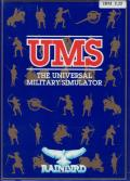 UMS: The Universal Military Simulator per PC MS-DOS
