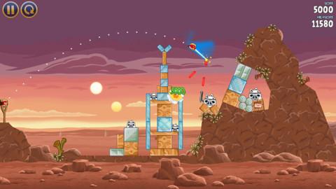 Angry Birds Star Wars disponibile da oggi in tutto il mondo