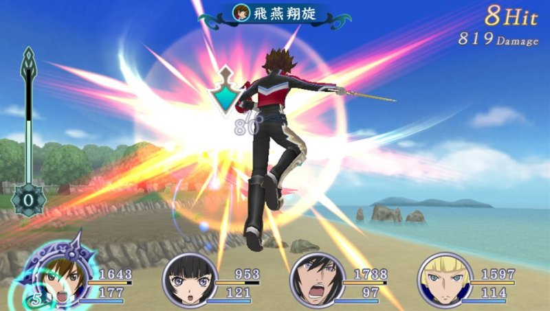 Tales of Hearts R ha una data giapponese