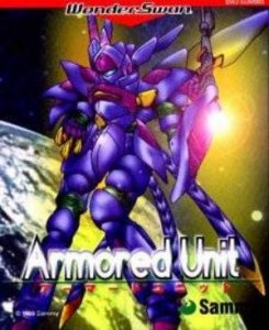 Armored Unit per WonderSwan