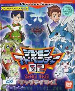 Digimon Adventure 02: Tag Tamers per WonderSwan