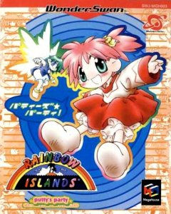 Rainbow Islands: Putty's Party per WonderSwan