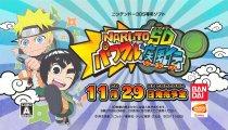 Naruto SD: Powerful Shippuden - Nuovo gameplay trailer