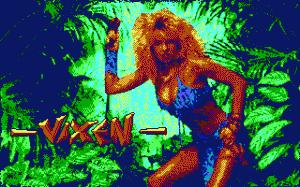 Vixen per PC MS-DOS