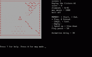 Wanderer per PC MS-DOS