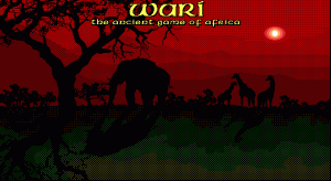 Wari: The Ancient Game of Africa per PC MS-DOS