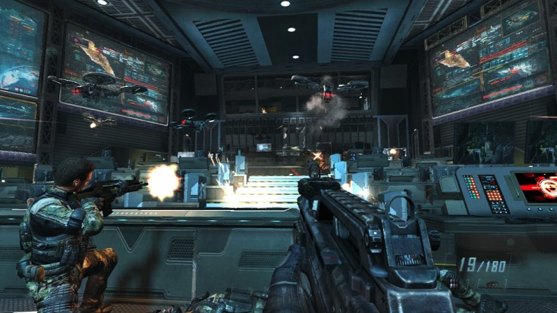 Una patch per la versione Wii U di Call of Duty: Black Ops II