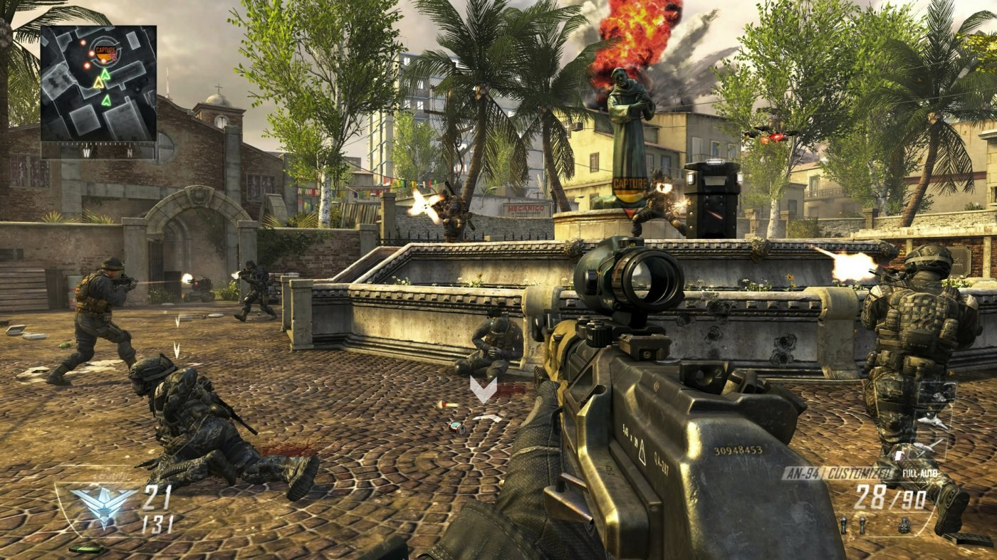 Matchmaking call of duty sort ops 2