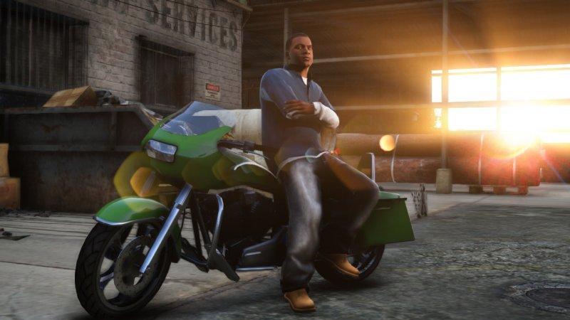A tu per tu con l'uomo Rockstar