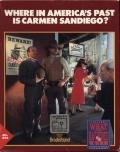 Where in America's Past is Carmen Sandiego? per PC MS-DOS