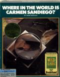 Where in the World is Carmen Sandiego? per PC MS-DOS