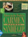 Where in the World is Carmen Sandiego? Deluxe Edition per PC MS-DOS