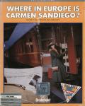 Where in Europe is Carmen Sandiego? per PC MS-DOS