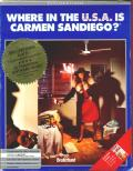 Where in the USA is Carmen Sandiego? per PC MS-DOS