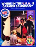 Where in the U.S.A. is Carmen Sandiego? (Enhanced) per PC MS-DOS