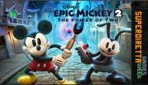 Disney Epic Mickey 2: L'Avventura di Topolino e Oswald - Superdiretta Games Week del 10 novembre 2012
