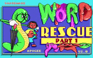 Word Rescue per PC MS-DOS