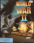 WWII: Battles of the South Pacific per PC MS-DOS