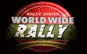 World Wide Rally per PC MS-DOS