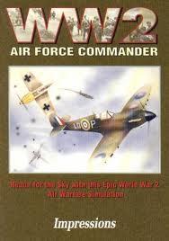 WW2 Air Force Commander per PC MS-DOS