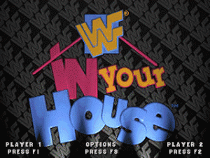 WWF In Your House per PC MS-DOS