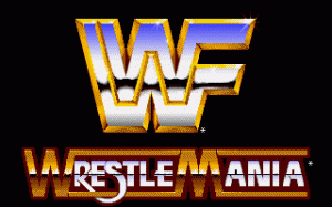 WWF Wrestlemania per PC MS-DOS