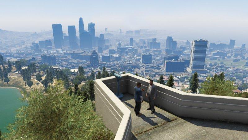 Grand Theft Auto V - Voci dal Sottobosco
