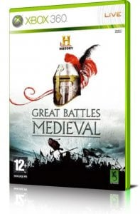 History: Great Battles Medieval per Xbox 360