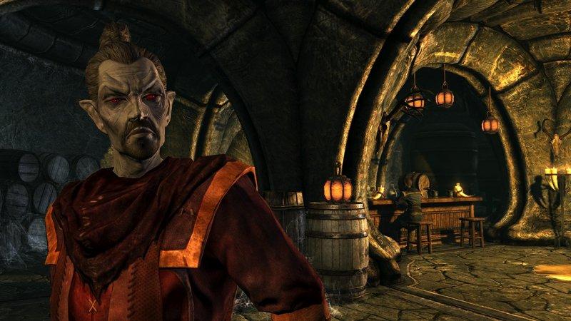 The Elder Scrolls V: Skyrim - Dragonborn da oggi su Steam