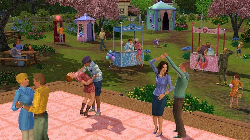 The Sims 3: Stagioni disponibile da domani