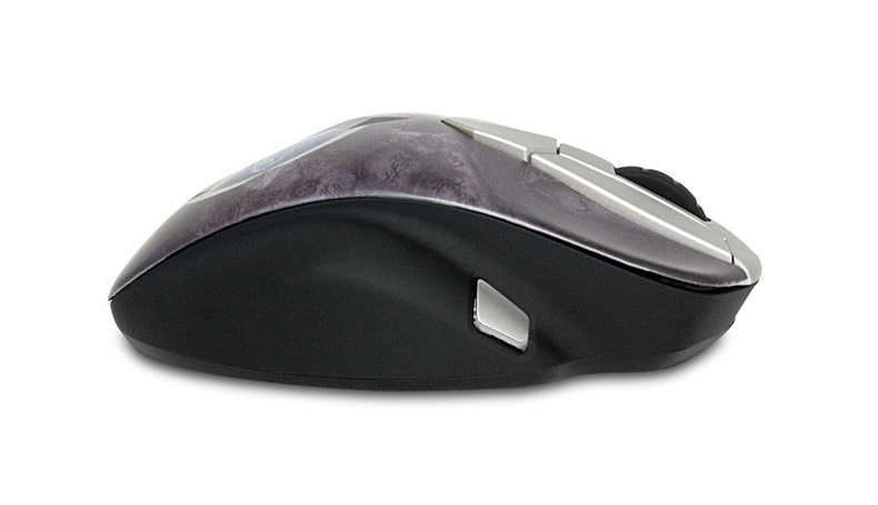 SteelSeries World of Warcraft Wireless MMO Mouse