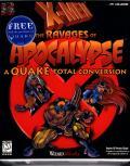 X-Men: The Ravages of Apocalypse per PC MS-DOS
