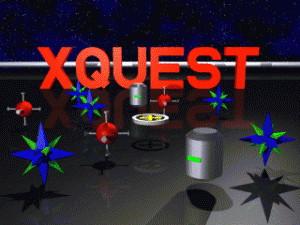 XQuest per PC MS-DOS