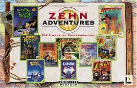 Zehn Adventures per PC MS-DOS