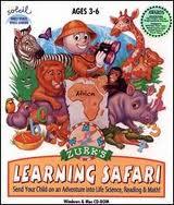 Zurk's Learning Safari per PC MS-DOS