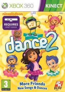Nickelodeon Dance 2 per Xbox 360