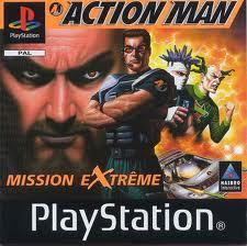 Action Man per PlayStation