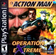 Action Man: Operation Extreme per PlayStation